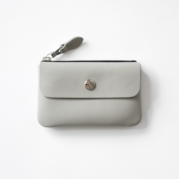 KEY CASE(キーケース)(LIGHT GREY)