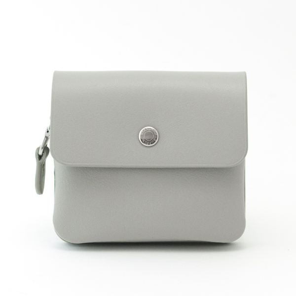 FLAP WALLET S (LIGHTGREY)