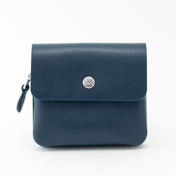 FLAP WALLET S (NAVY)