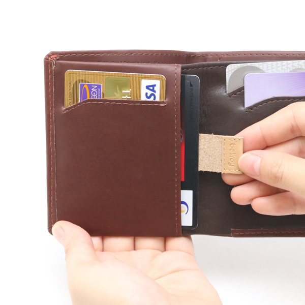 Note Sleeve wallet COCOA