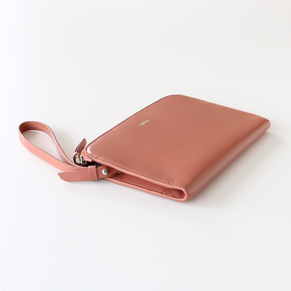 Clutch(Deep Blush)