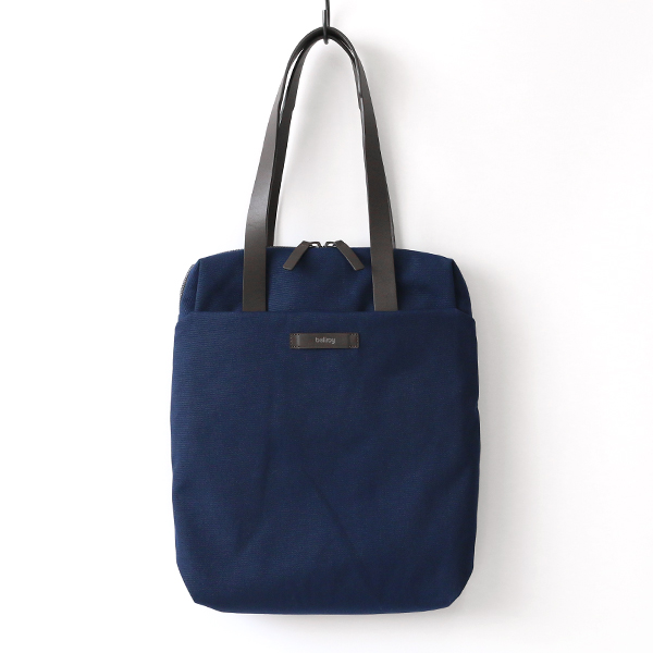 Slim Work Tote(Navy)