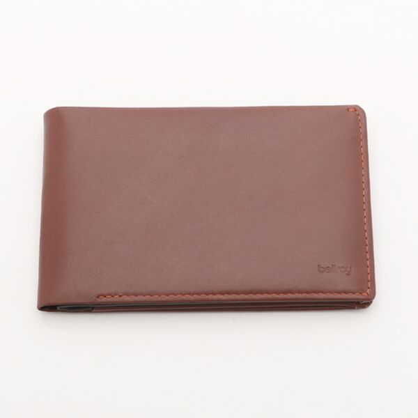 TRAVEL WALLET(COCOA)