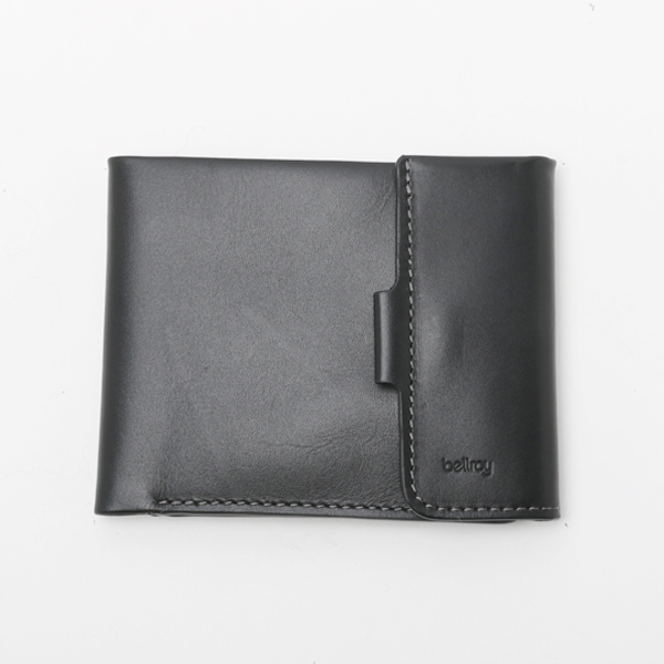 Coin Fold Wallet(BLACK)