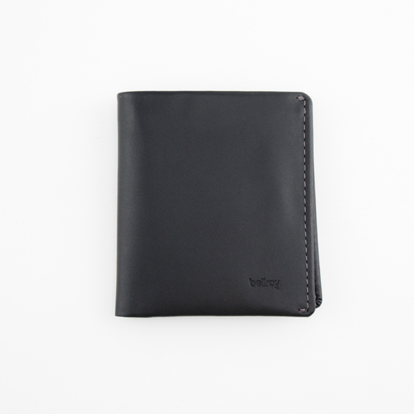 Note Sleeve Wallet RFID(BLACK)