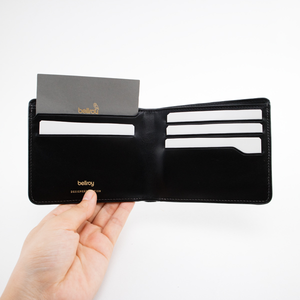 Hide & Seek Wallet(BLACK)