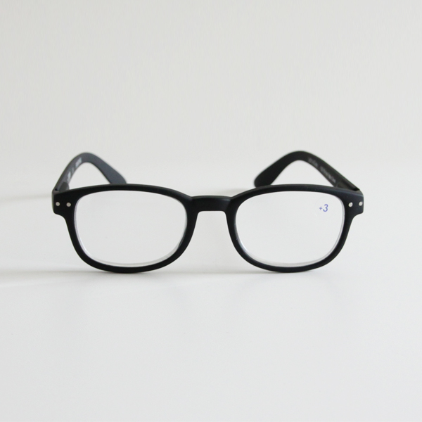 Reading glasses B-BLACK
