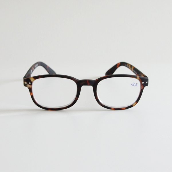 READING GLASSES B TORTOISE