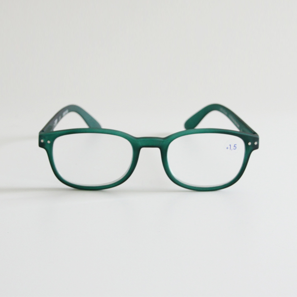 Reading glasses B-GREEN CRYSTAL
