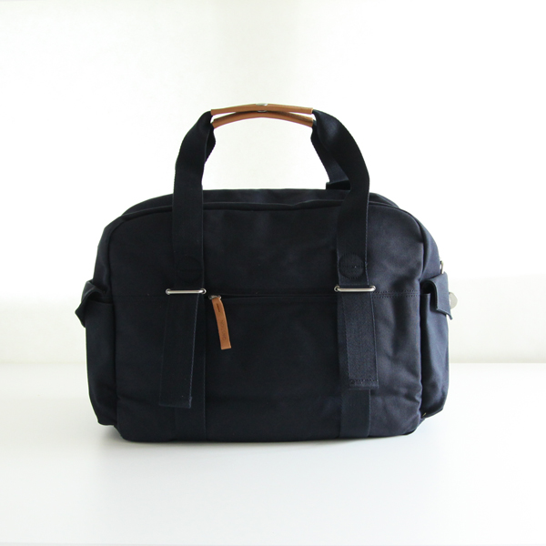 Bag Overnighter Organic Navy