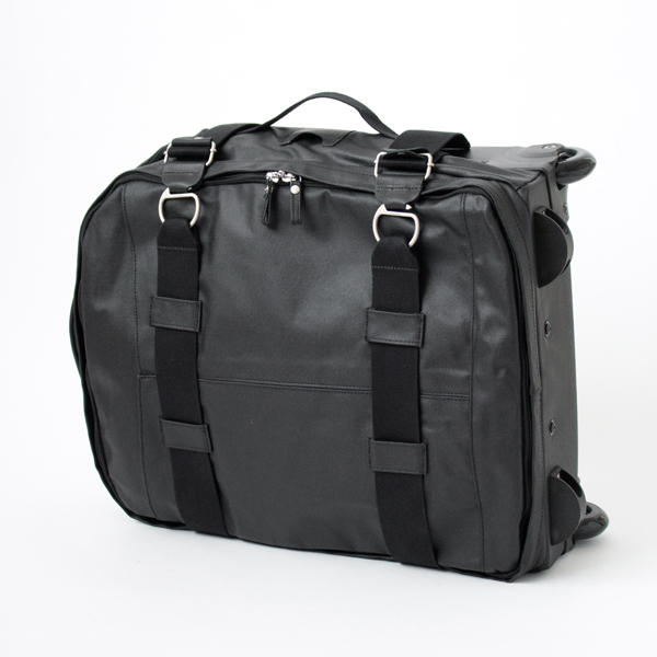 3-Day Travel Bag(キャリーケース)(Jet Black)