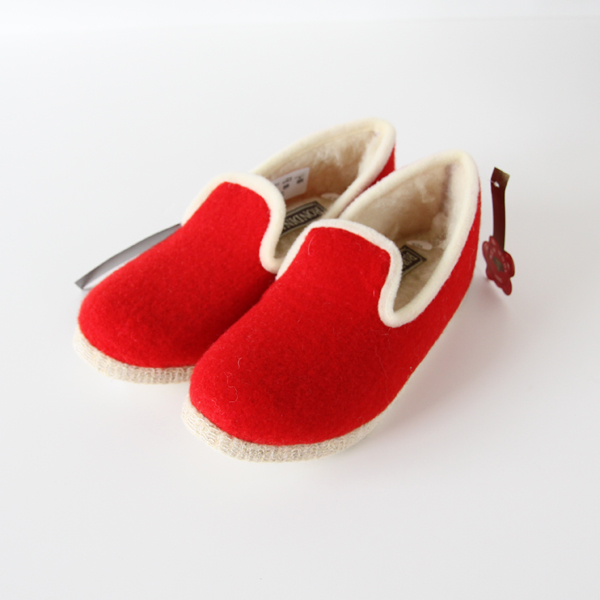 Room shoes Sharan Thesz Calmont Rouge