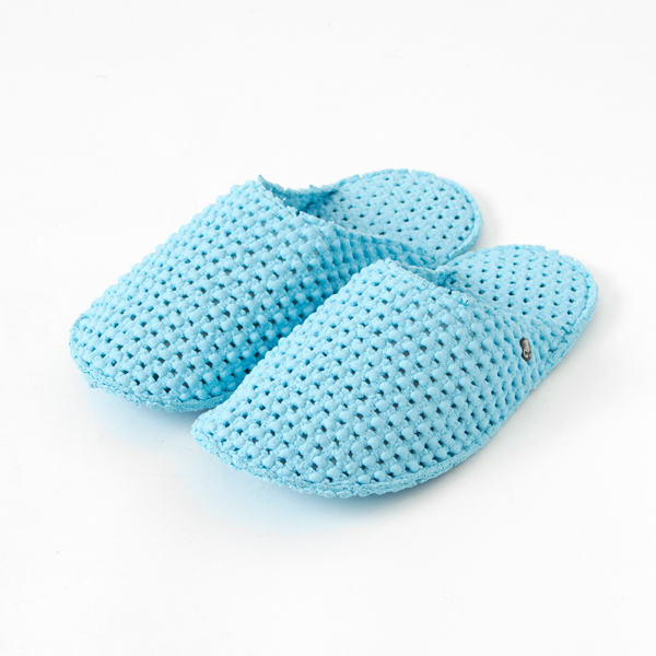 SLIPPERS Le dd DREAM TURQUOISE