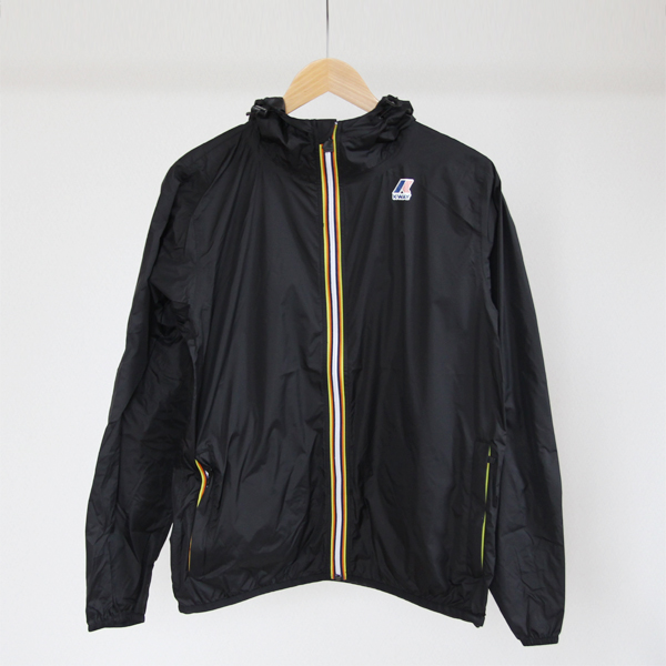 UNISEX PACKABLE windbreaker