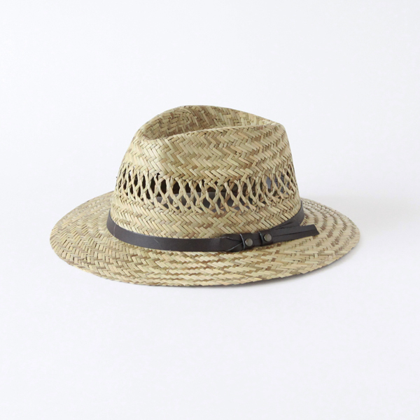 Bill Jr. StrawNatural-Kids hat