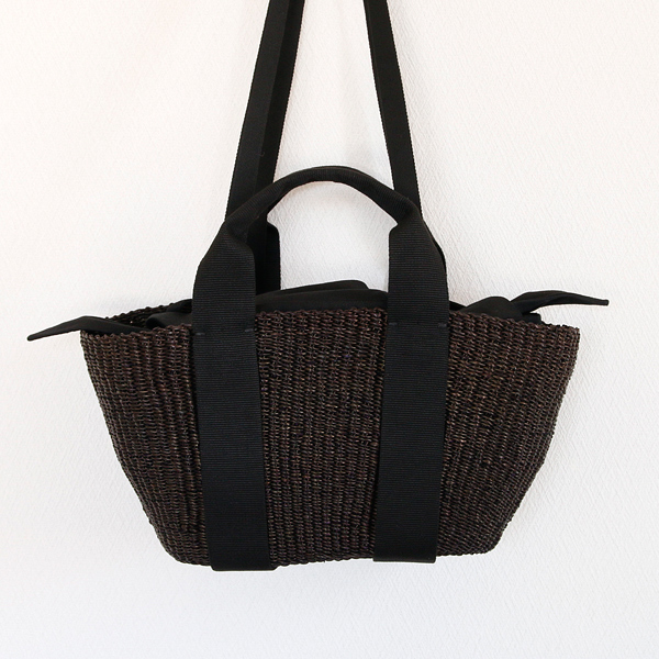 SHOULDER BAG BASKET 002