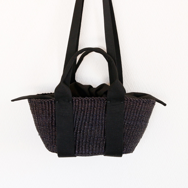 SHOULDER BAG BASKET 004