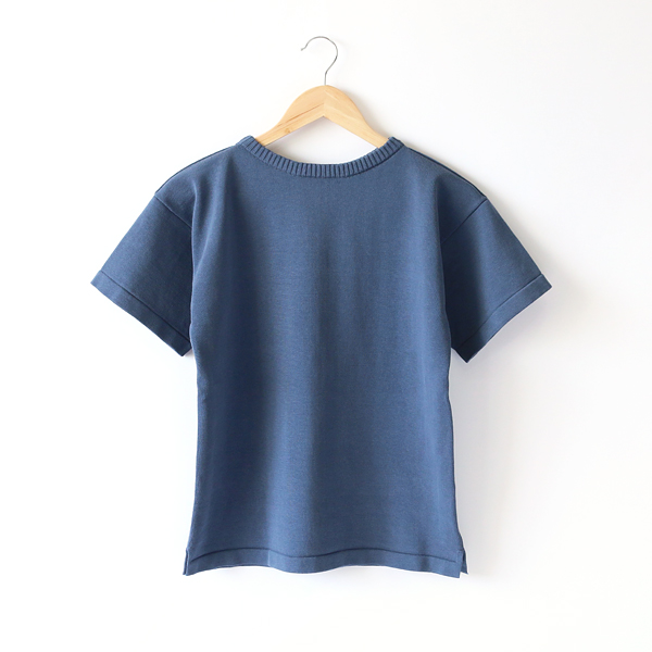KNIT T-SHIRTS  PETROLEUM