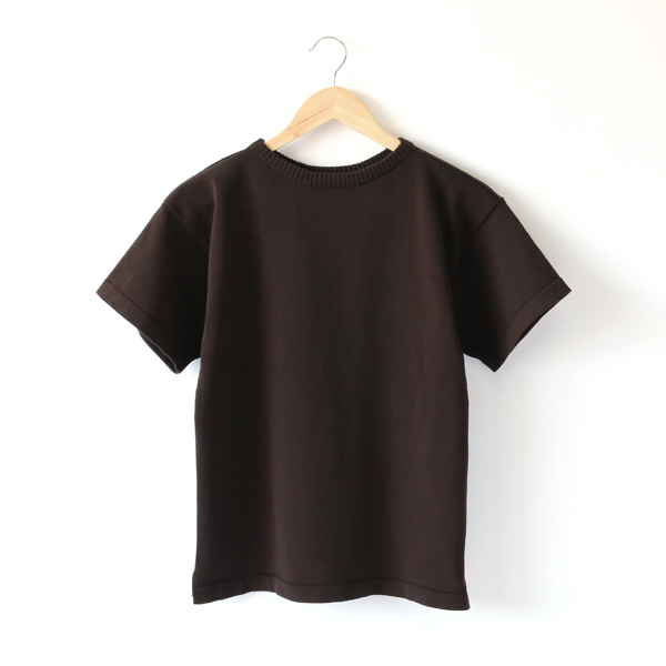 KNIT T-SHIRTS  BROWN