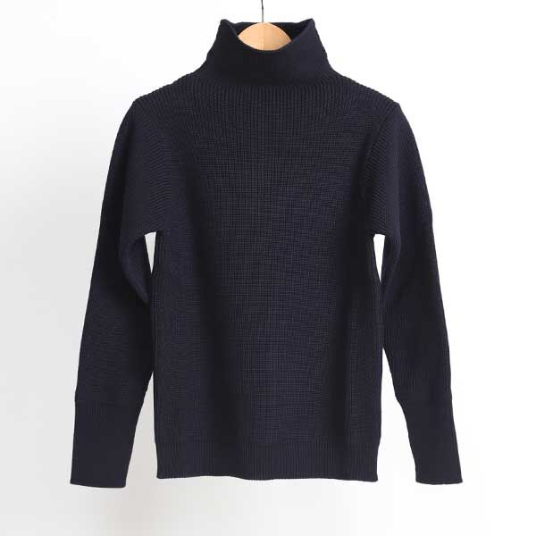 セーラータートル TURTLENECK Navy Blue