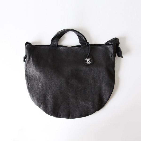 FUKURO2way Circle shoulder bag M