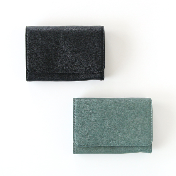 SOLUM L SHAPE WALLET-MIDDLE SIZE WALLET