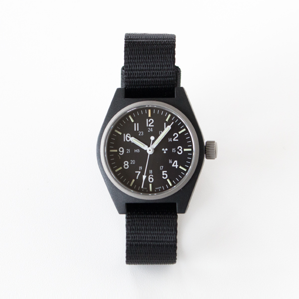 Field Watch Sterile Black
