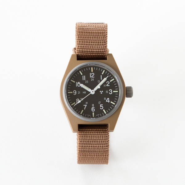 Field Watch Sterile Desert Tan