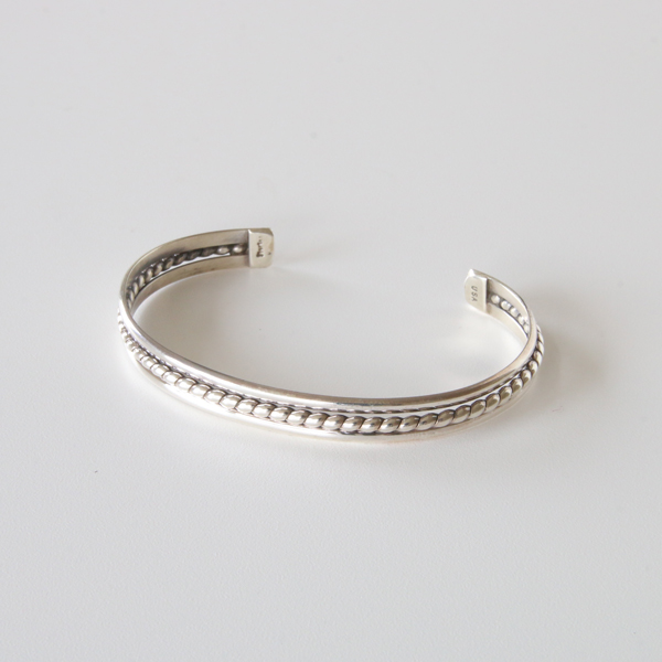 STERLING SILVER BANGLE SLIM SB7