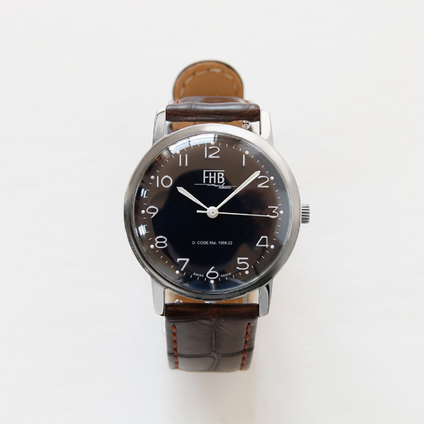 WATCH CLASSIC FLAIR SERIES F908SN BR