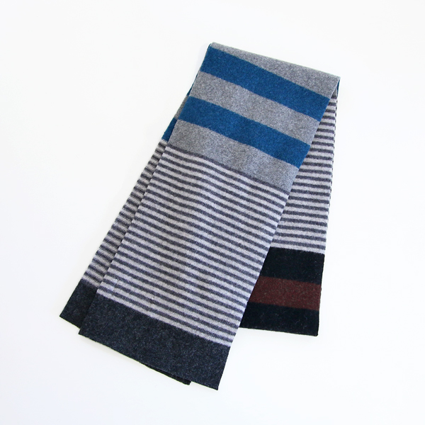 S704 Harris Scarf (blue)