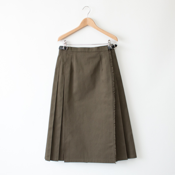 REGULAR KILT OLIVE