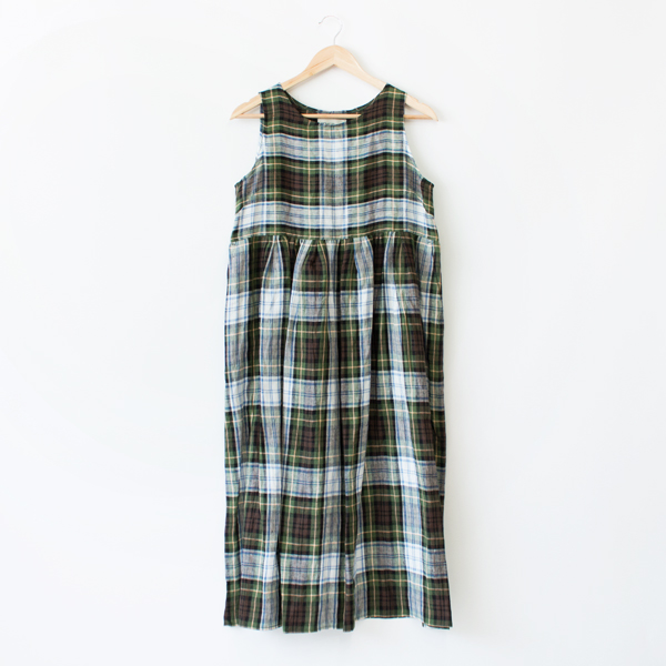PINAFORE DRESS  KNOCKNACUSHA