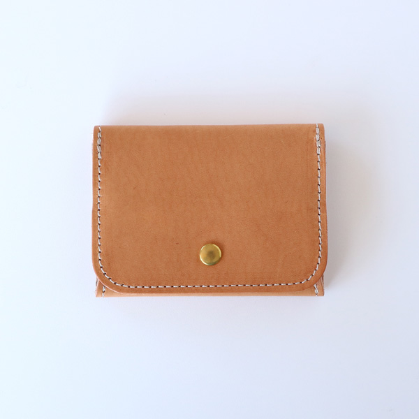 COIN CASE CAMMELLO