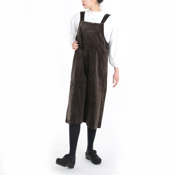 CHARCOAL BROWN 身長171cm