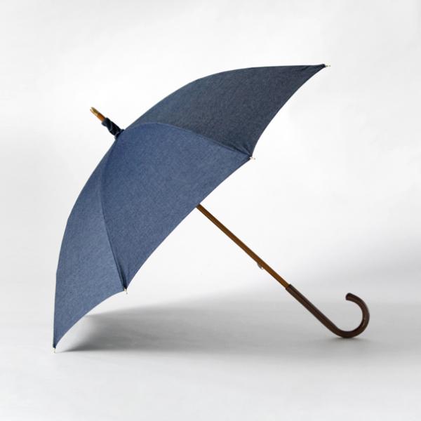 日傘 インディゴデニム