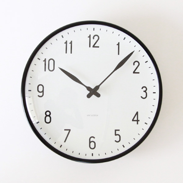 ARNE JACOBSEN Wall Clock Station