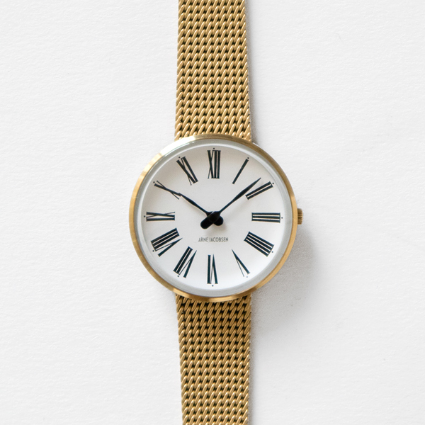 ARNE JACOBSEN WATCH ROMAN