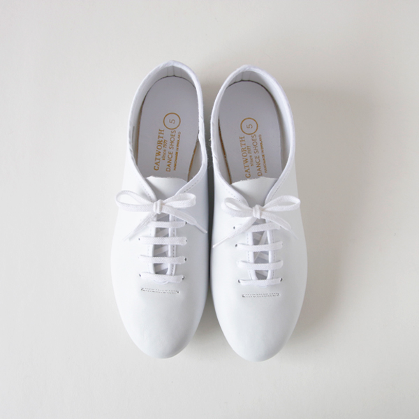 JazzShoe White