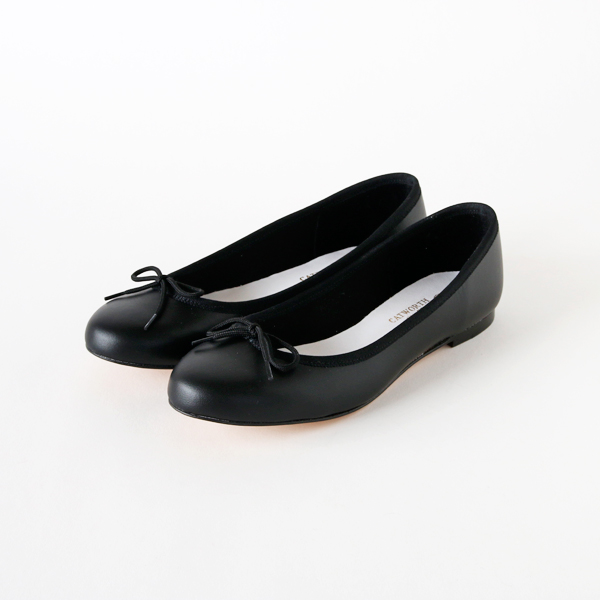 Slip on Ballet Shoe Black