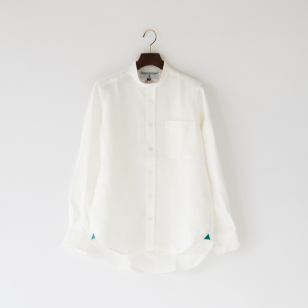 HEAVY LINEN LONG SLEEVE SHIRTS