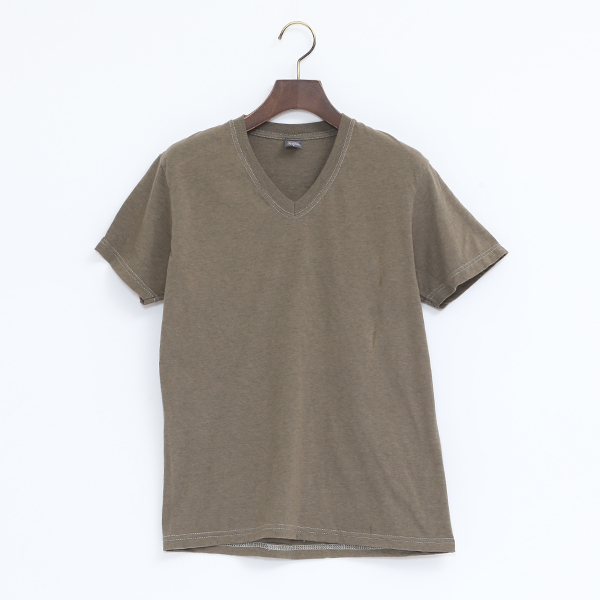4.6OZ V NECK SHORT SLEEVED TOP