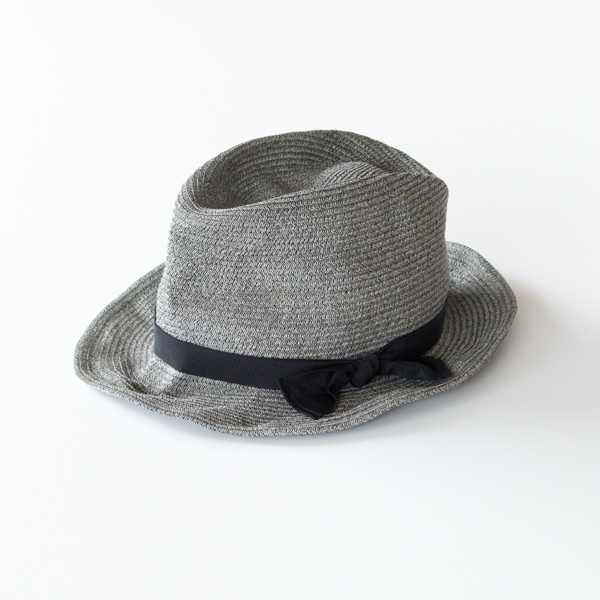 HAT moncean(GREY×BLACK)