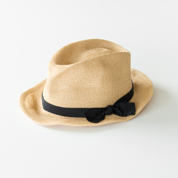 HAT moncean(NATURAL×BLACK)