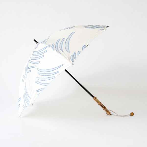 LADIES ALL-WEATHER LONG UMBRELLA Summer Wind