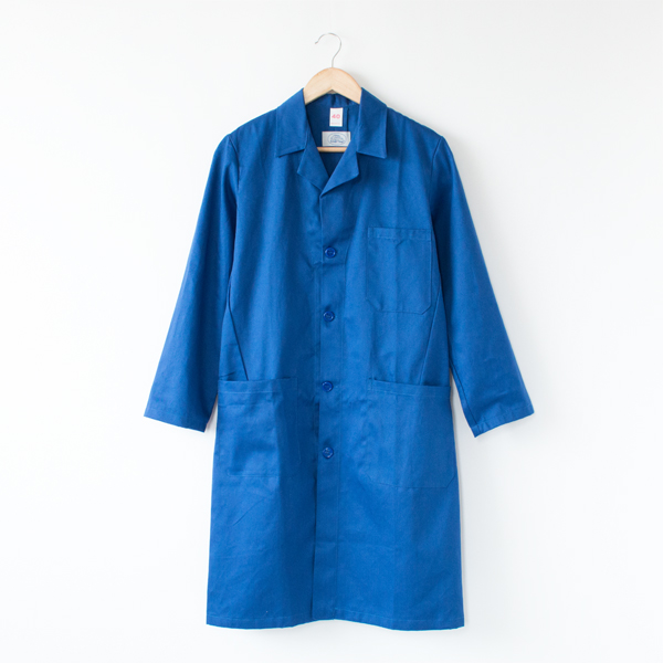 GARAGE COAT BLUE