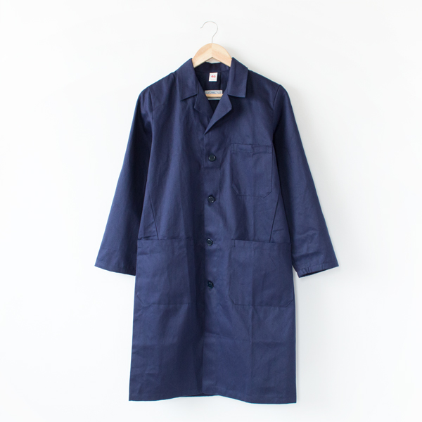 【NEW MODEL】 GARAGE COAT NAVY
