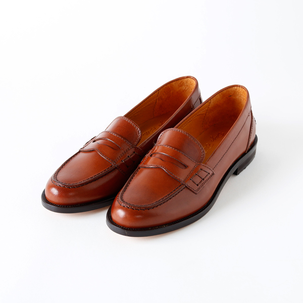 Coin loafers Brown