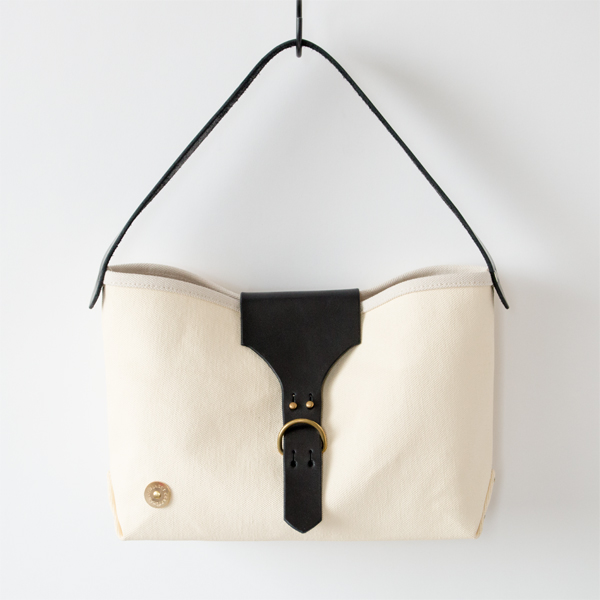 BESPOKE CANVAS BAG SCCF 008 BLACK-MILK