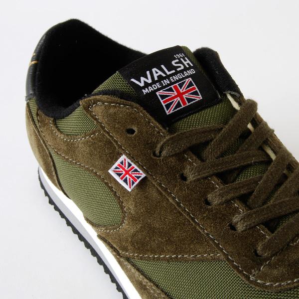 WALSH スニーカー LA84/OLV
